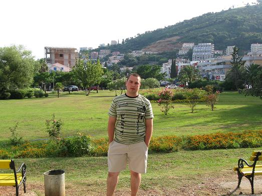 dv в Черногории