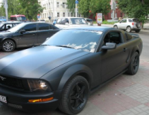 Ford Mustang за 17 дней