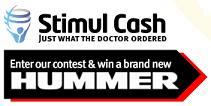 Конкурс от Stimul Cash с главным призом Hummer H3