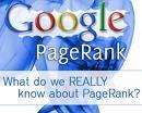 PageRank апрель-май 2008 года